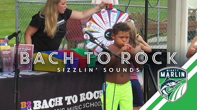 Week 9: ☀🔥 Let's all be thankful we have the pool! ☀🔥: It was too hot for Sizzlin' Sounds last week, but Bach to Rock is back this Friday night at Smoketree!