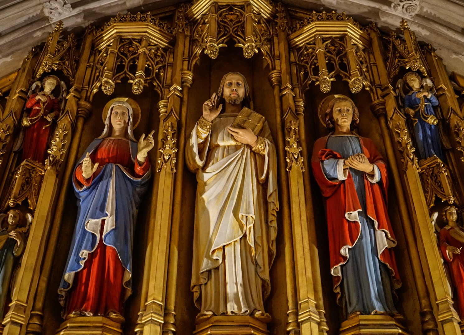 Amen National Cathedral, Washington D.C.