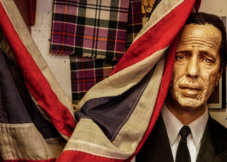 Hiding Humphrey Edinburgh, Scotland