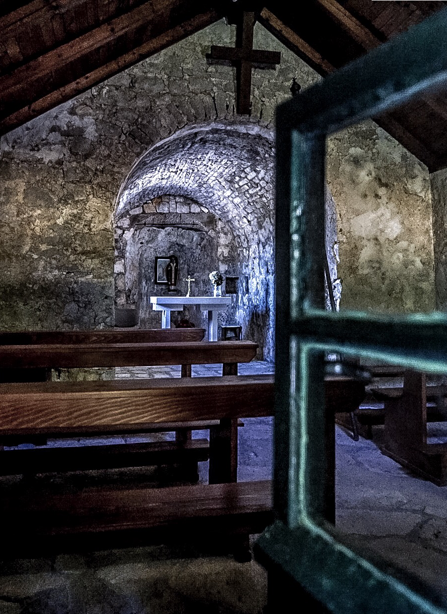 Look Through the Window Okuklje, Croatia