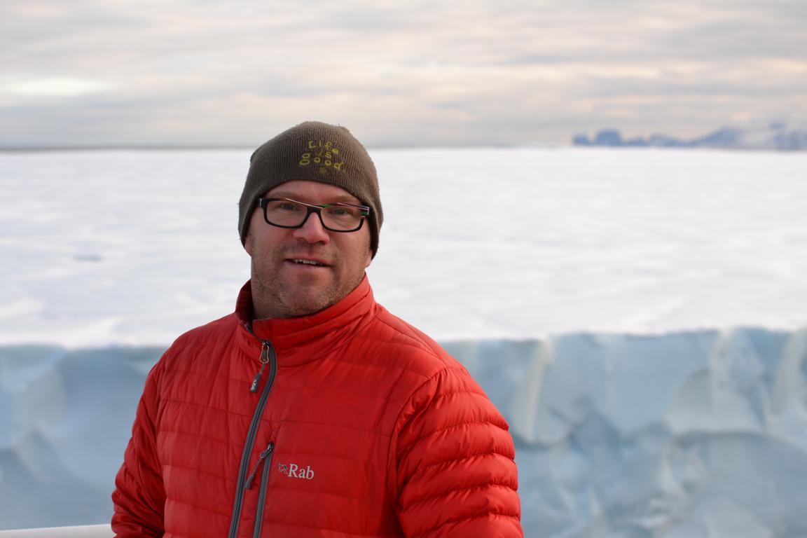 Dr. Philippe Archambault - Marine Ecologist, Université Laval (Quebec) / Écologiste de la vie marine, Université Laval (Québec)
