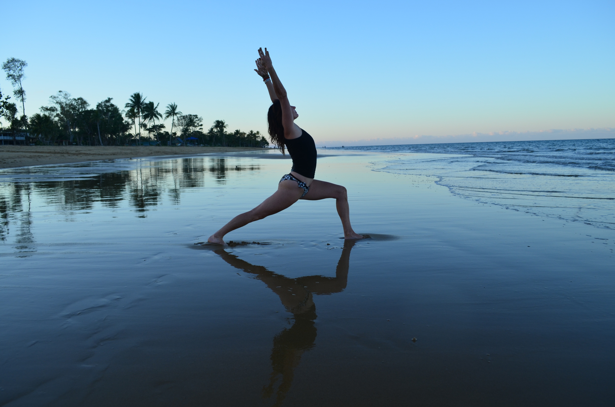 MISSION BEACH Deep Core Flow Retreat - with Jen HamiltonSanctuary, Mission Beach, QLD3 NightsFriday 4th October to Monday 7th October, 2019(QLD long weekend)