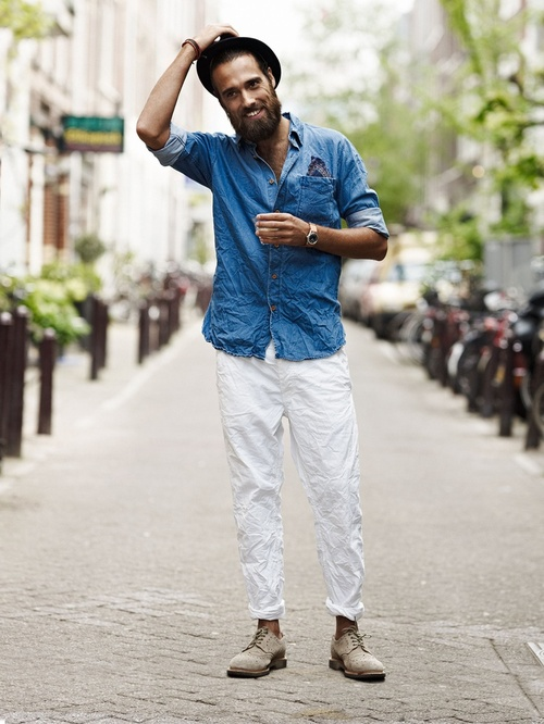 thespiffygent :     (Via: retrodrive.tumblr.com) .:Casual Male Fashion Blog:.(retrodrive.tumblr.com)current…