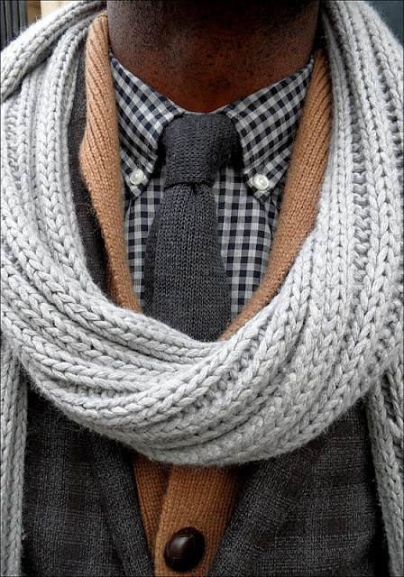 samuelpilot :     knitted tie