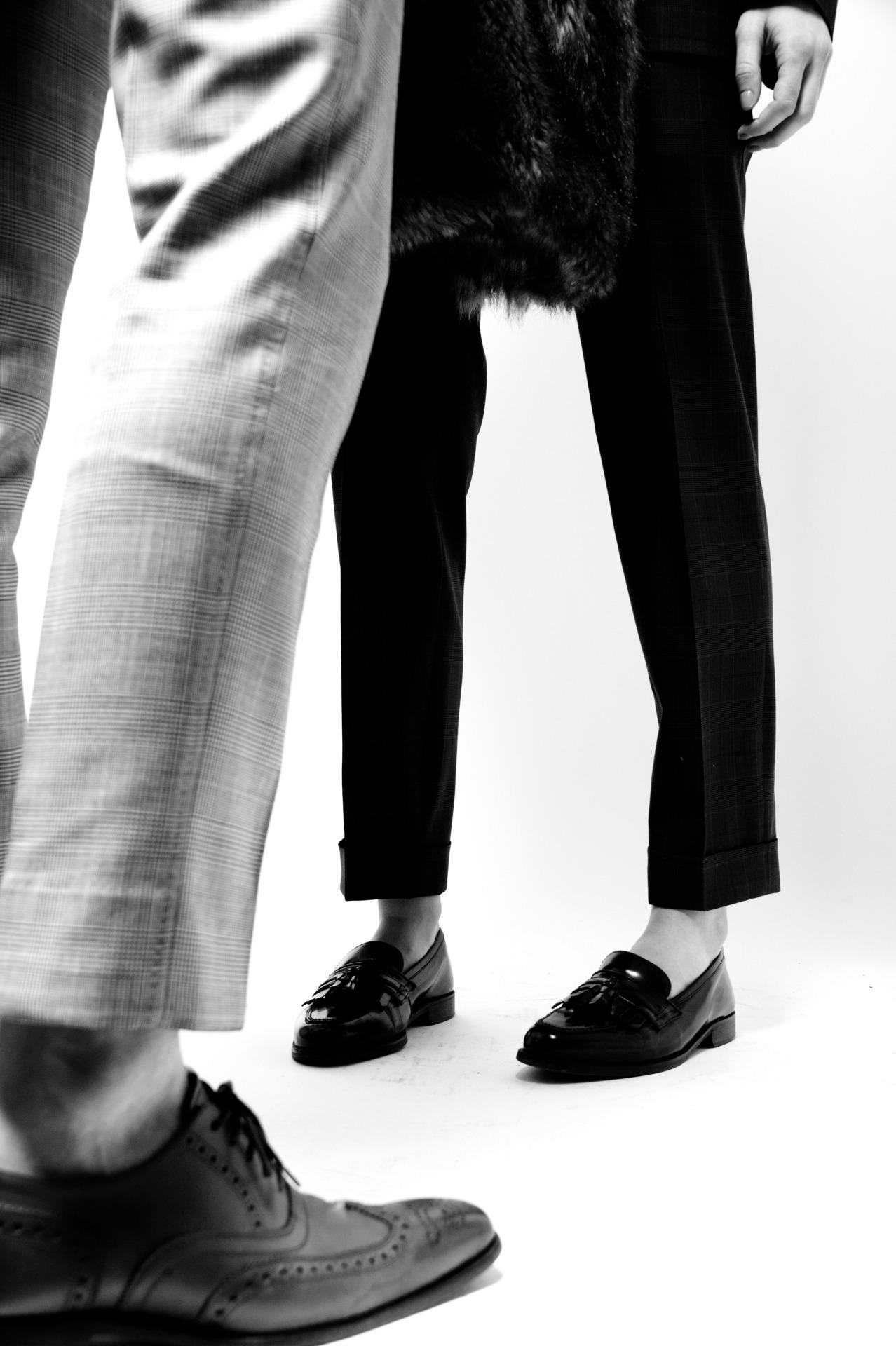 endarkenment :     Shoes by    Matthew Pandolfe         for  GRANDPASTYLE.com