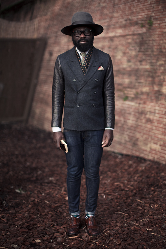 urbanemenswear :     A closer look at Sam Lambert - colors and patterns are subtle but pleasing to the eye