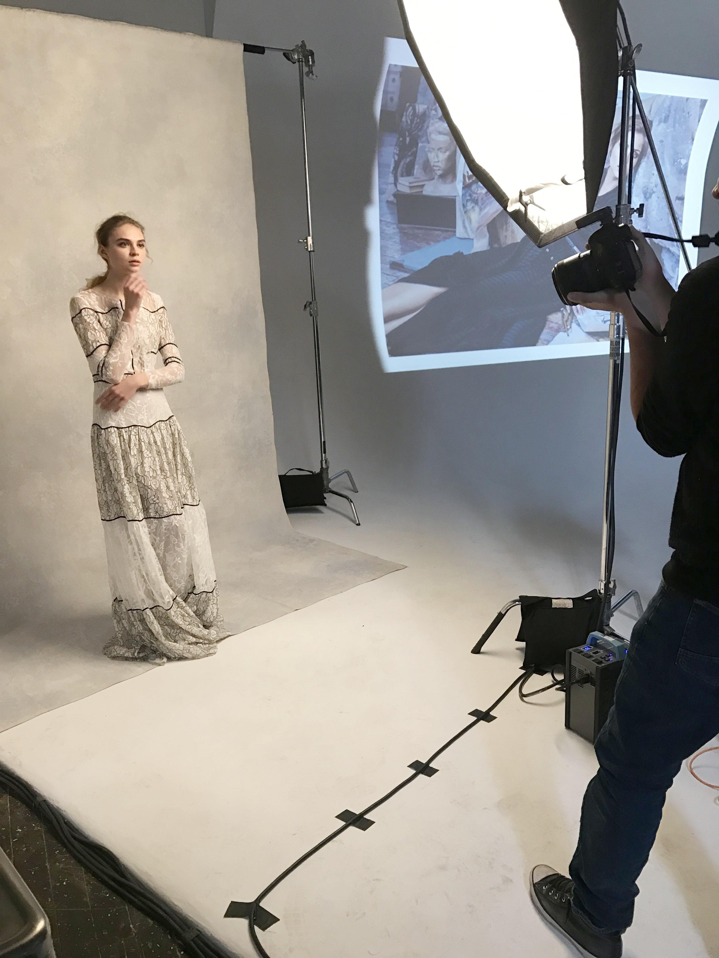 Behind the scenes at the Lara Jade Workshop in NYC! -