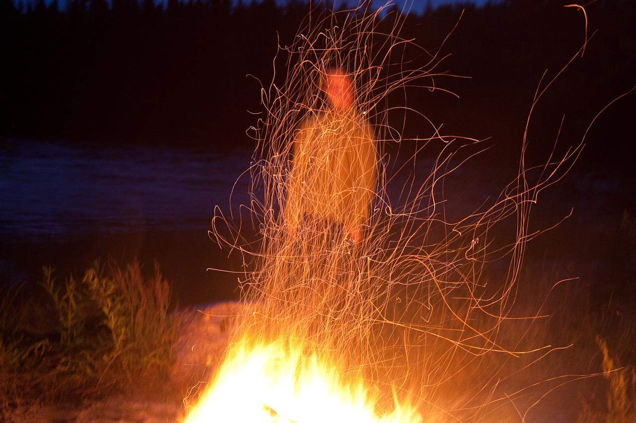 Bonfire Girl