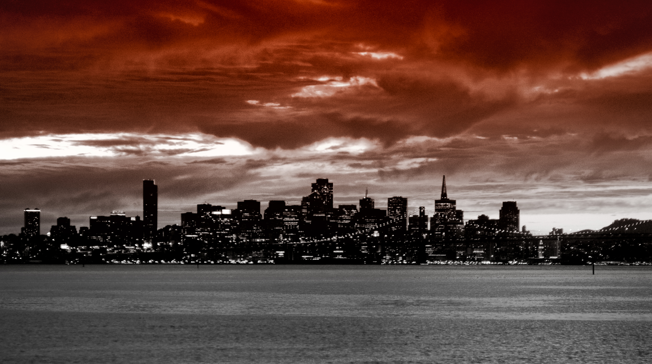 San Francisco Sunset 2