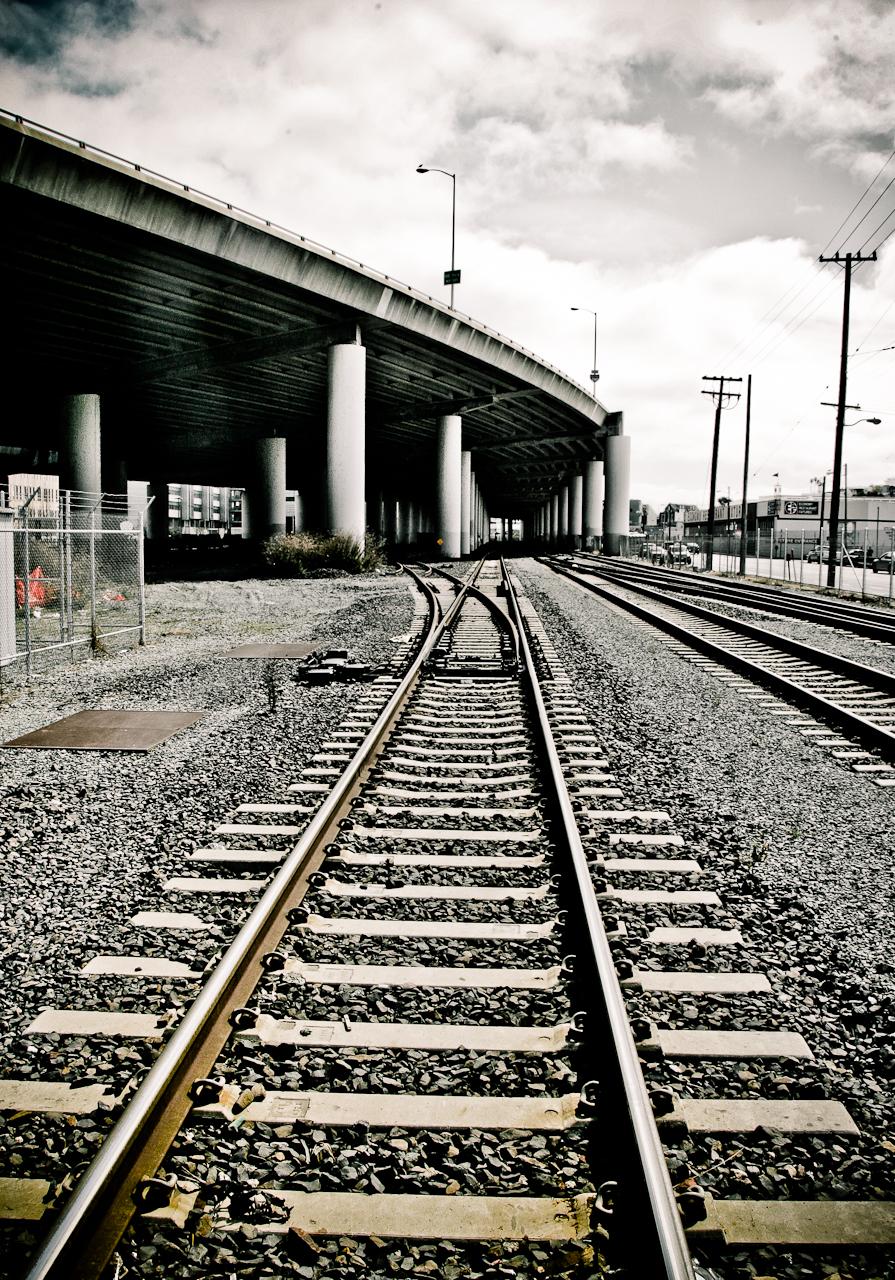 Potrero Hill Tracks