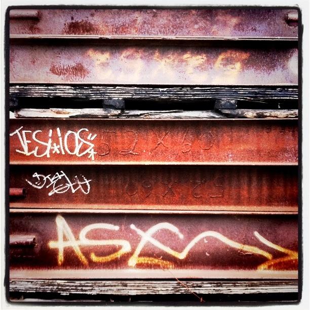Industrial Graffiti