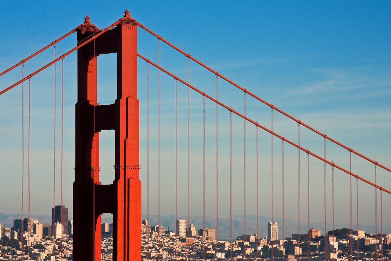 Golden Gate Skyline