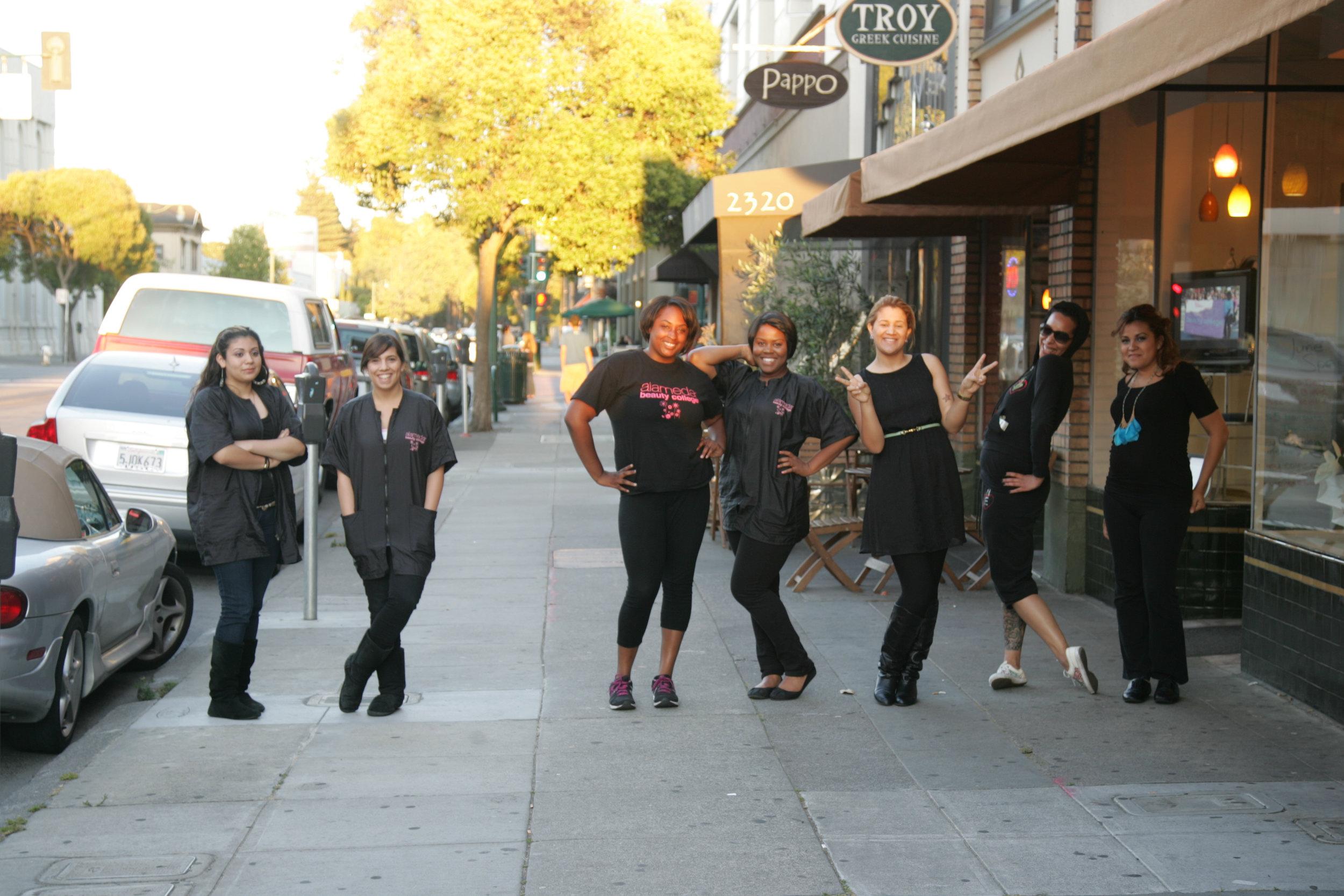 Beauty School Crew