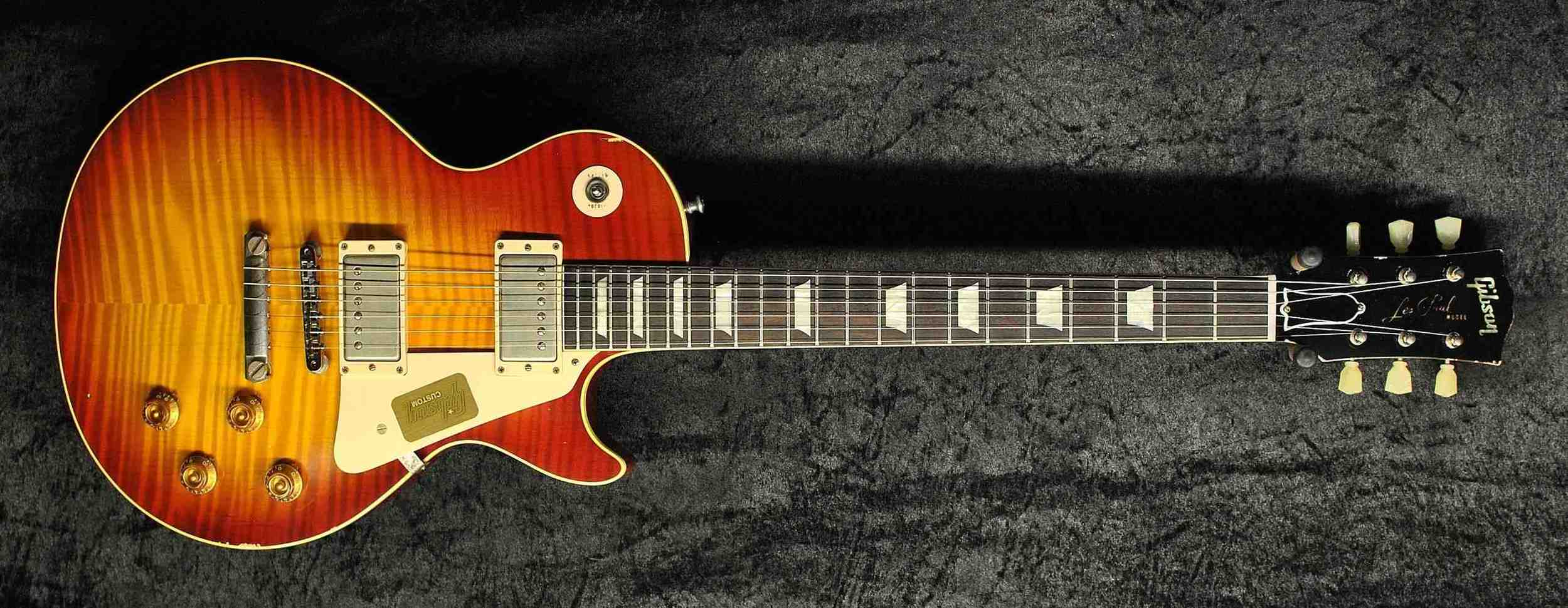 "The Gibson ""Believer Burst"" Les Paul - Collector's Choice #9"