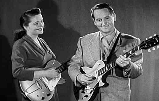 Les Paul & Mary Ford Les Paul promo.jpg
