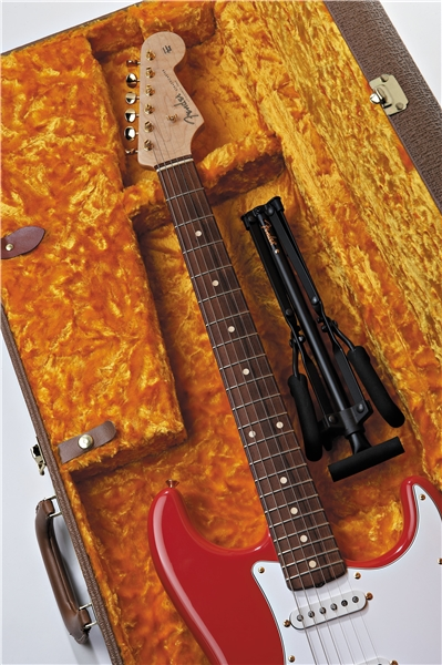 Fits in your guitar case