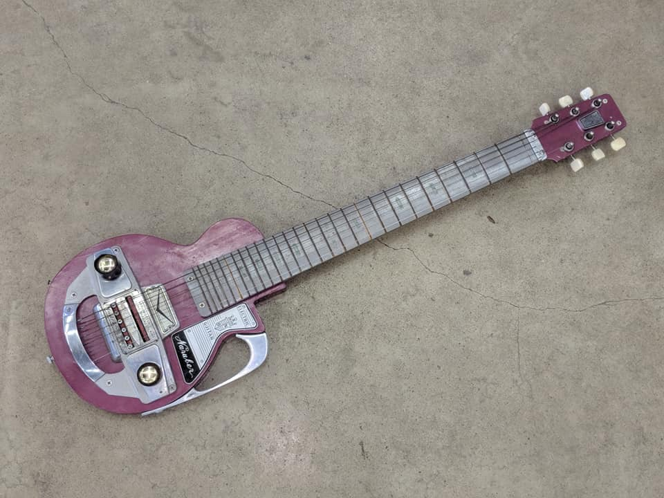 WTF??? Name this guitar...