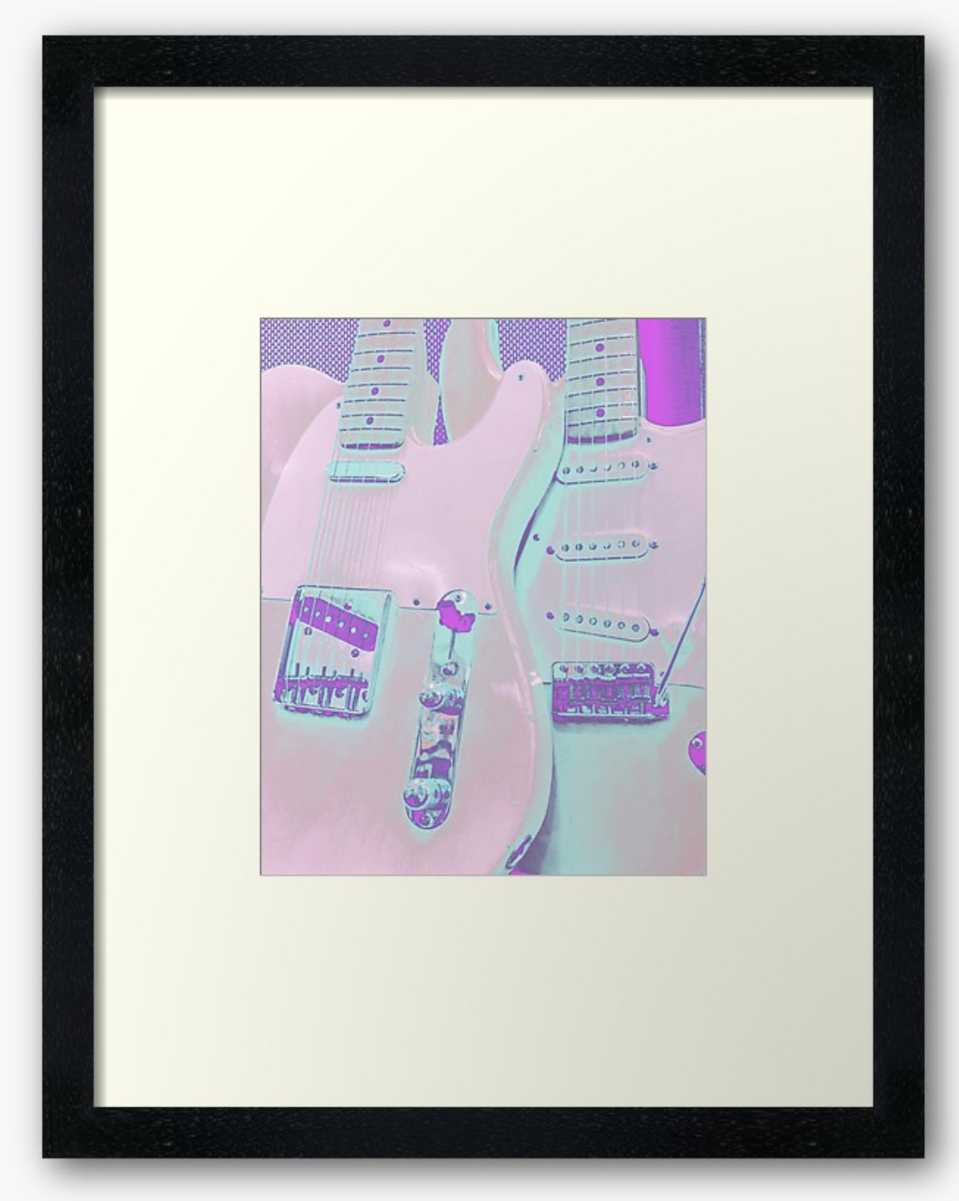 This guitar art STORE