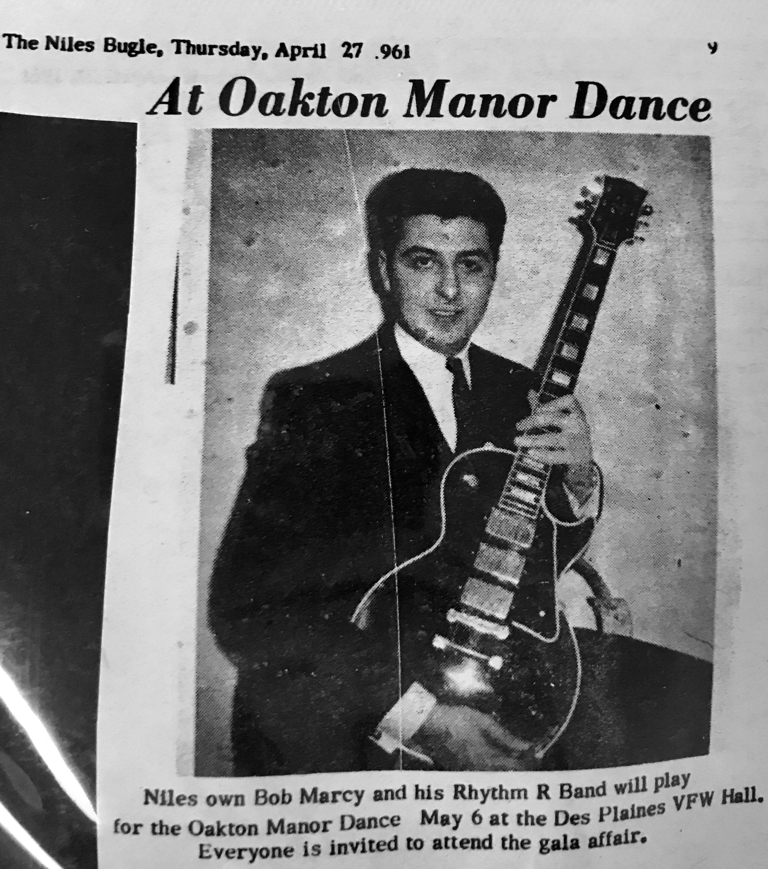 Bob Marciante 1961.jpg