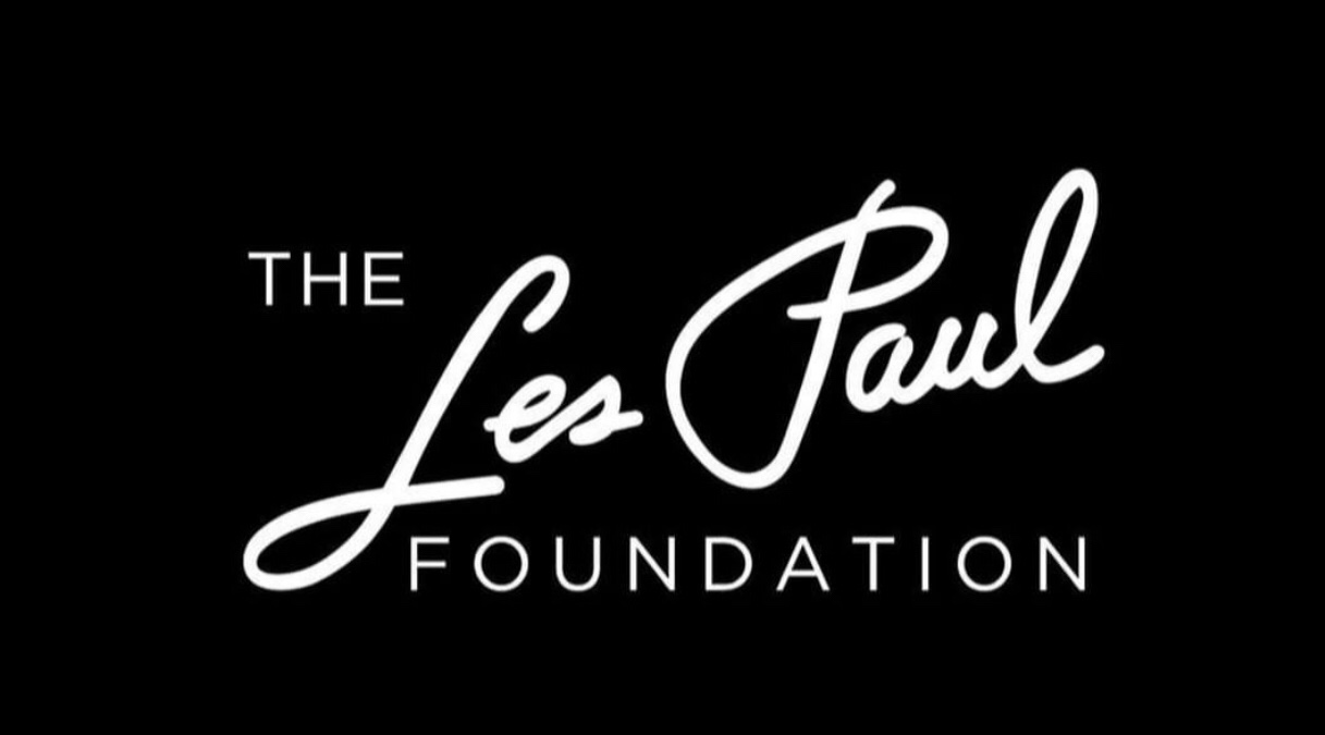 PLEASE DONATE TO THE LES PAUL FOUNDATION TO FURTHER CHILD MUSIC EDUCATION