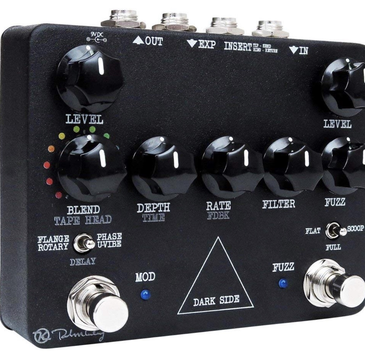 The go to device to recreate the guitar effects Used by David Gilmour on pink Floyd's Dark Side Of The Moon Album. Quite a cool piece of gear.