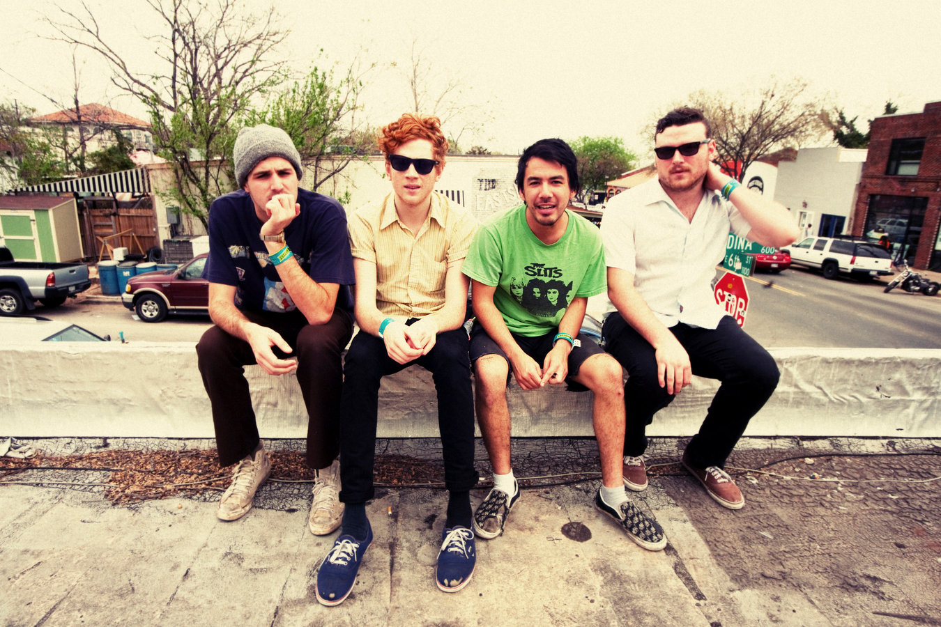 fidlar | photo cred: ringthealarm.tv