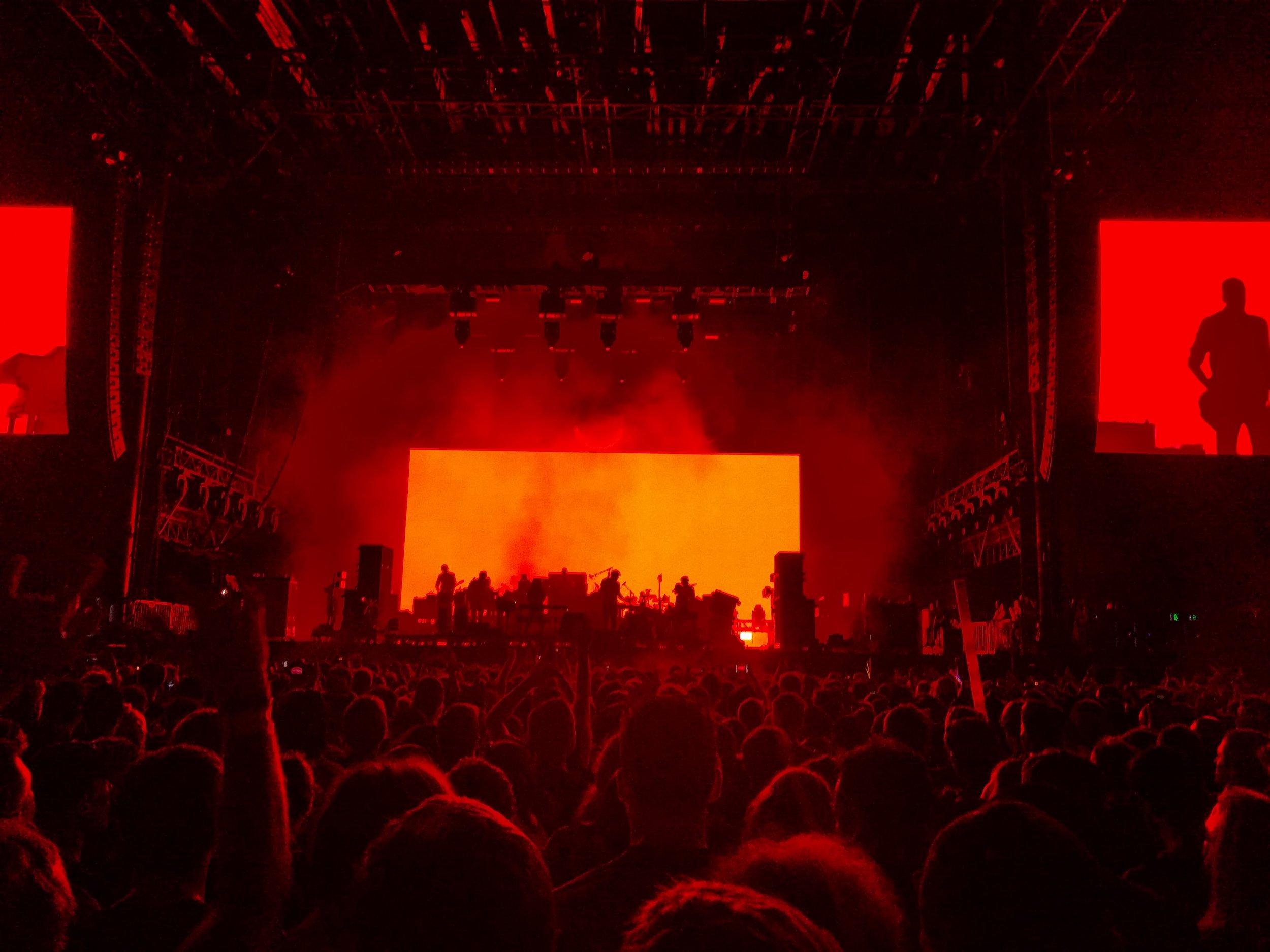 lcd soundsystem   Lollapalooza 2016