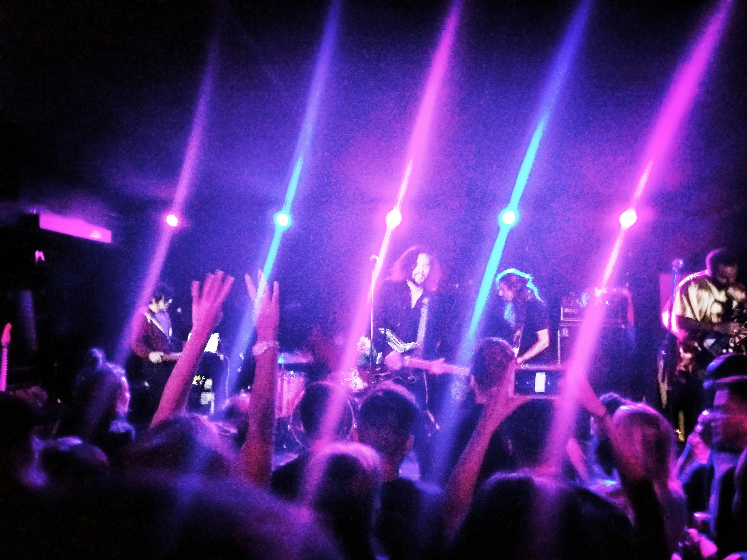 gang of youths | the mercury lounge, nyc | 6.9.16