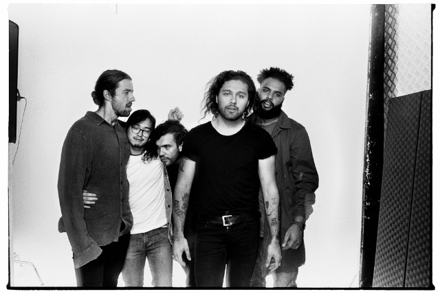 gang of youths | photo cred: maclay heriot