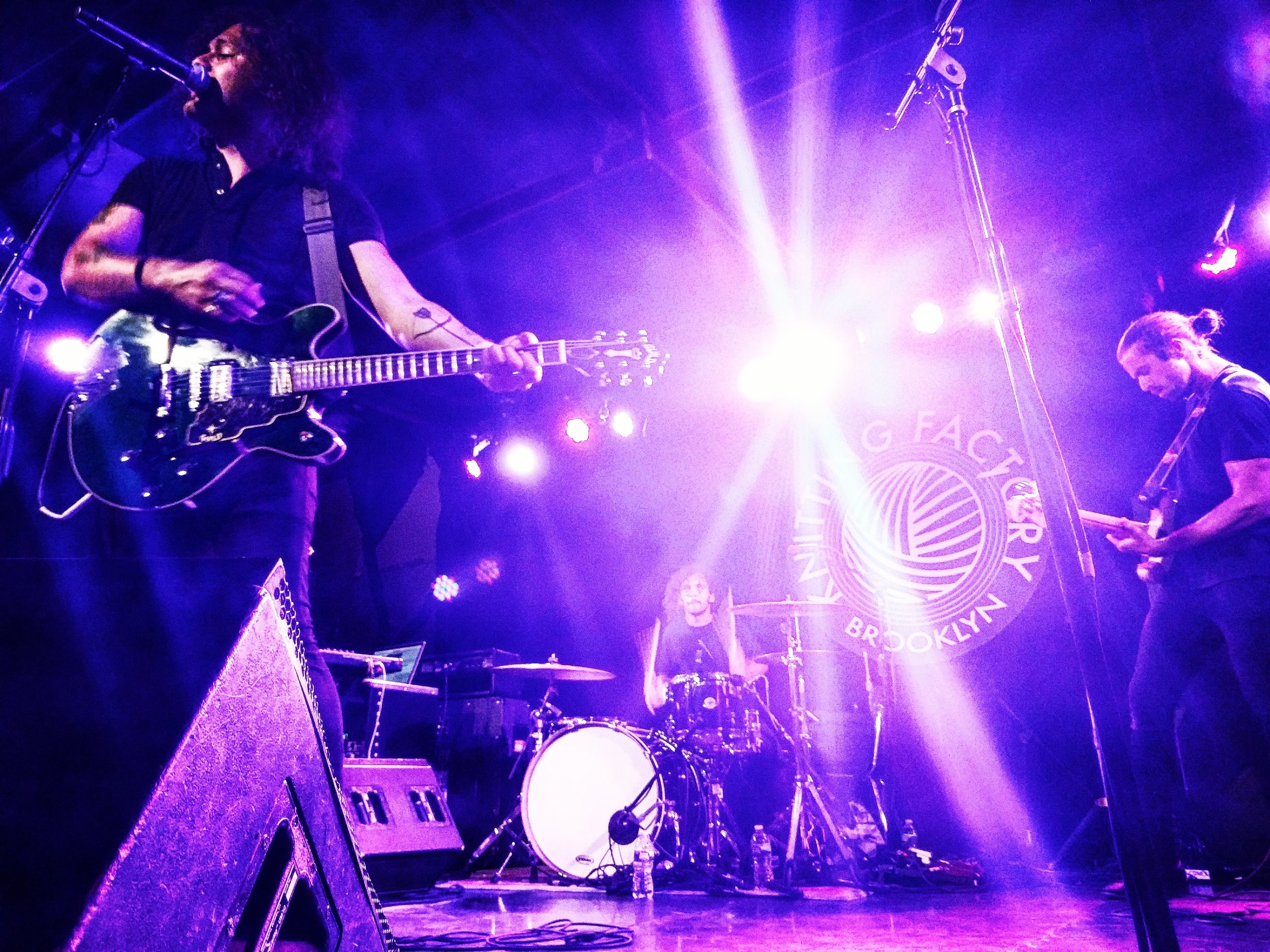gang of youths   the knitting factory, brooklyn   6.12.16   @thefaakehipster