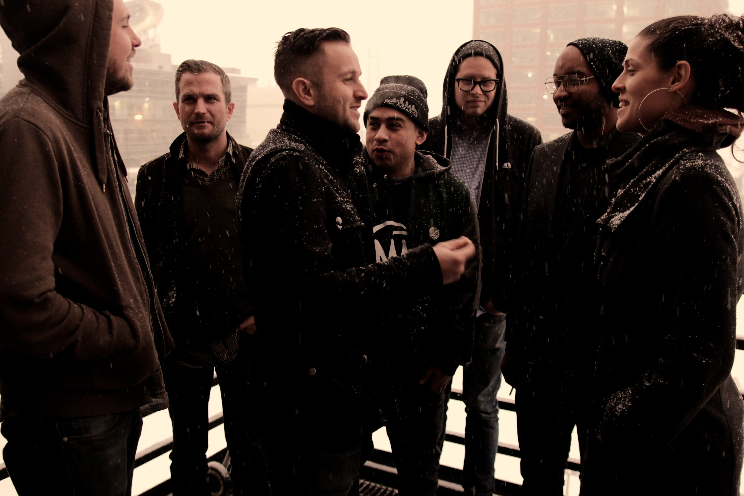 doomtree | photo cred: ben lafond