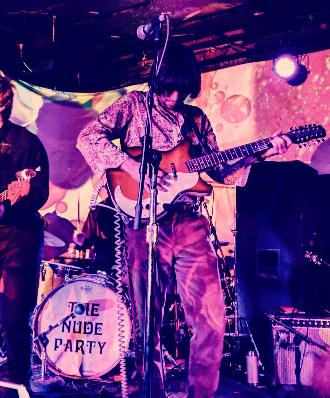the nude party | the empty bottle, chicago | 1.16.18 | @thefaakehipster