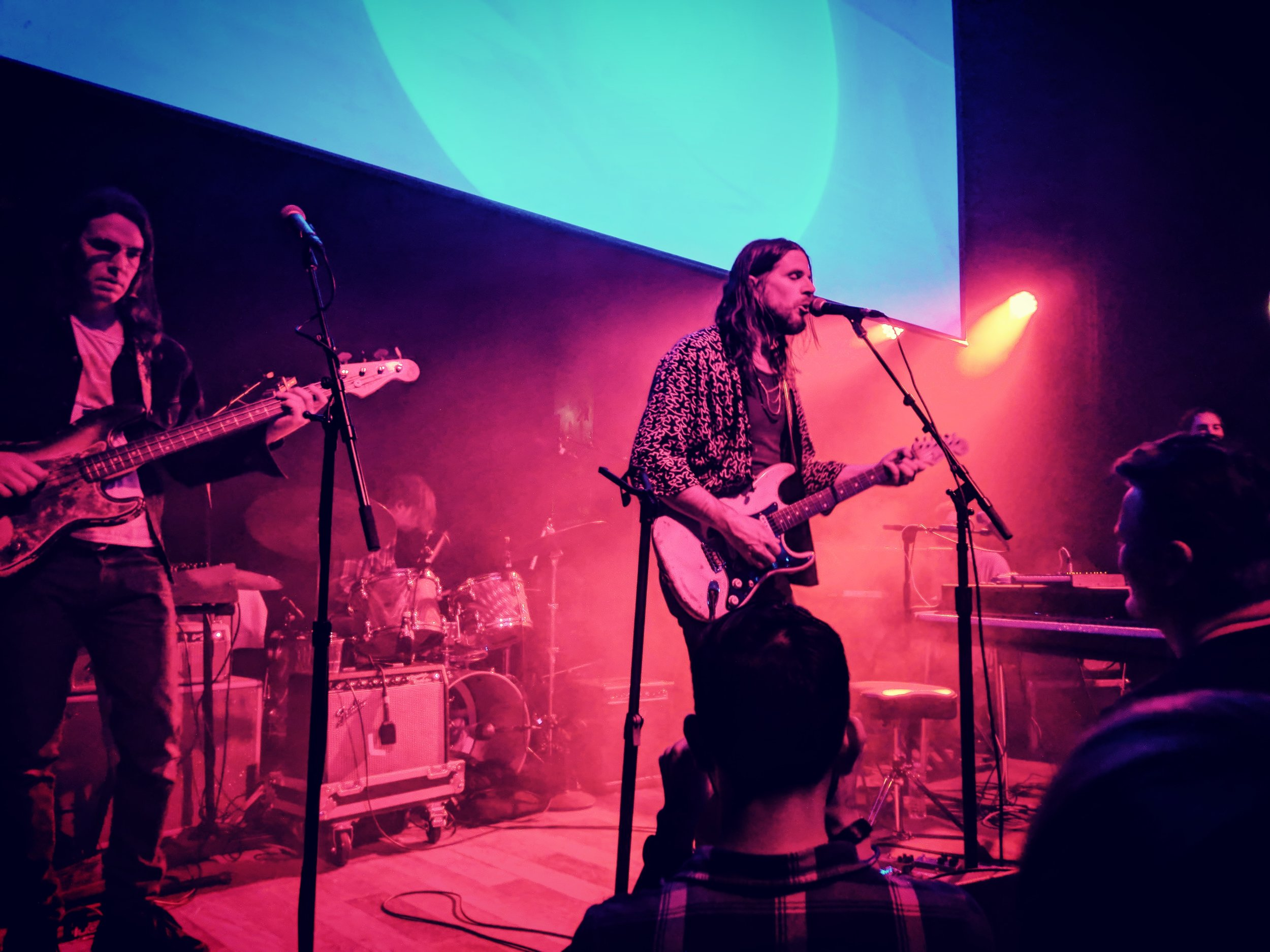 jonathan wilson | lincoln hall, chicago | 3.2.18 | @thefaakehipster