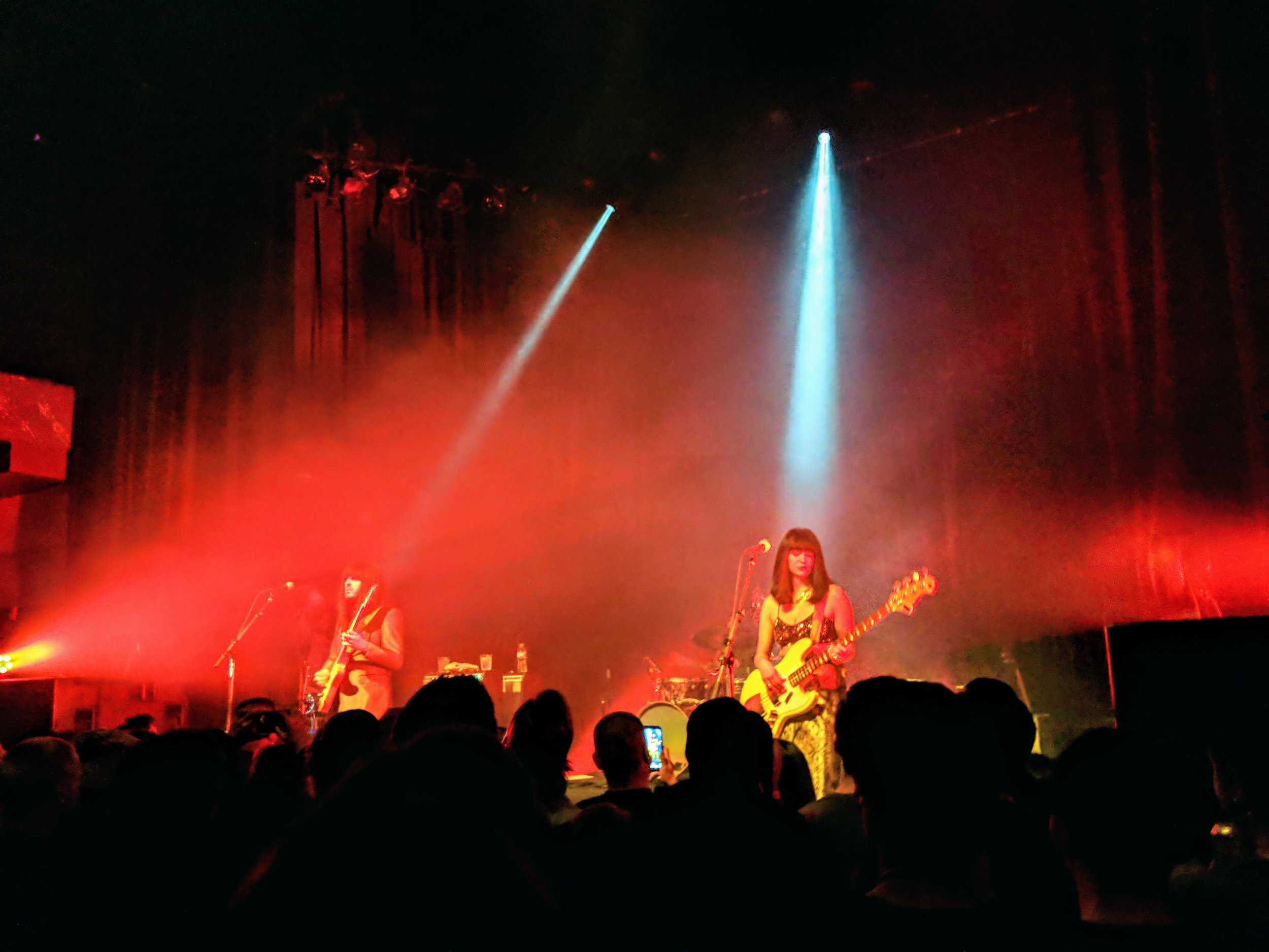 khruangbin | lincoln hall, chicago | 4.19.18 | @thefaakehipster