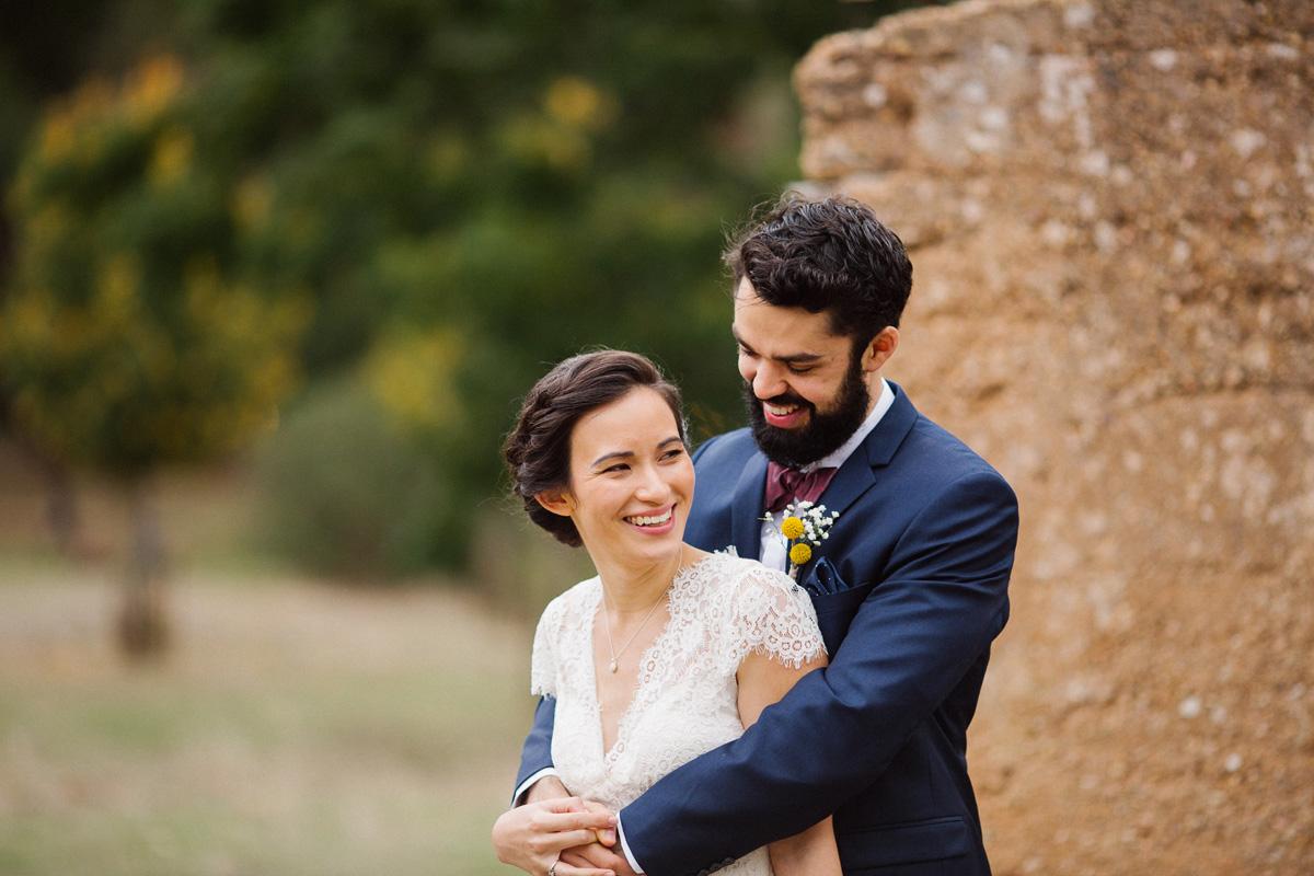 yvette rob barossa valley wedding