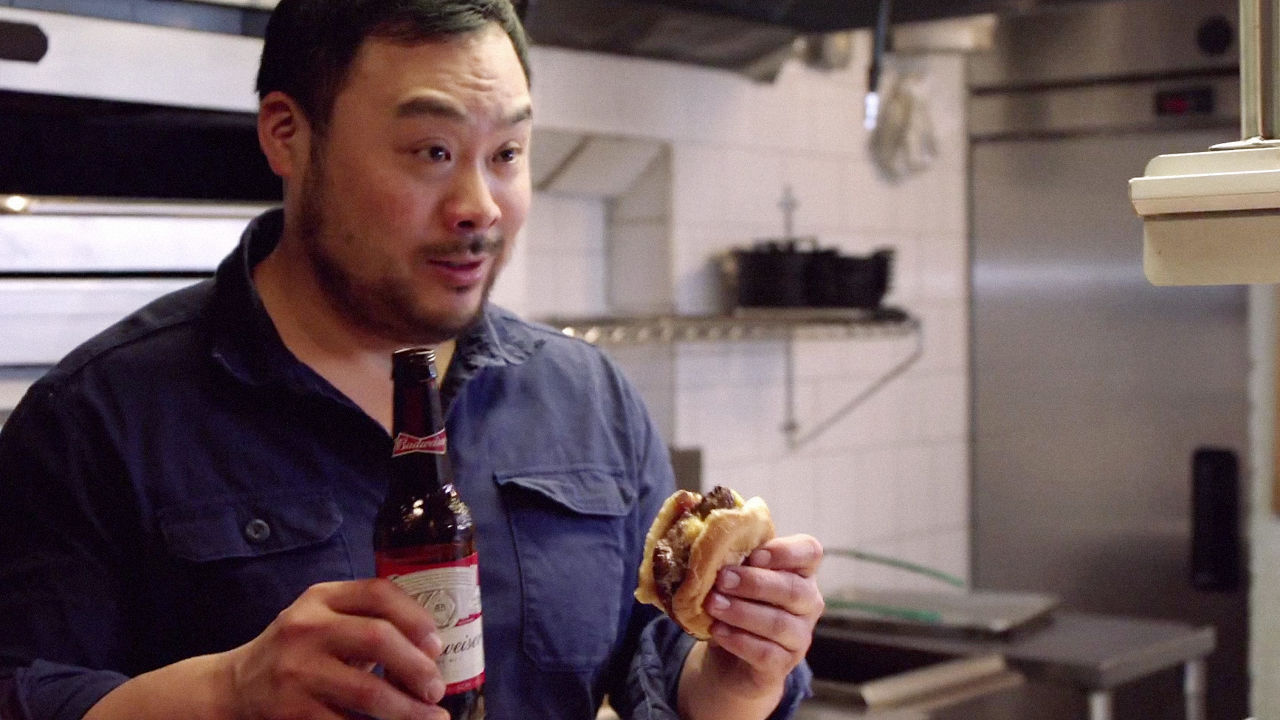 'Australia has no idea what a burger is...' according to David Chang