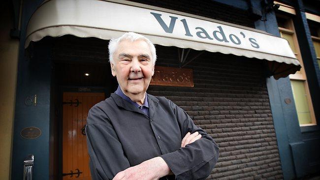 Vlado Gregurek of Vlado's