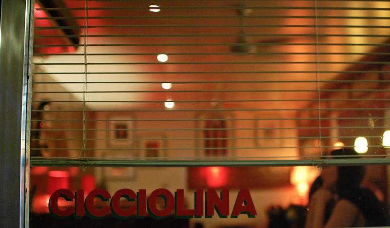 Hot tip - try the Steak sandwich at Cicciolina's