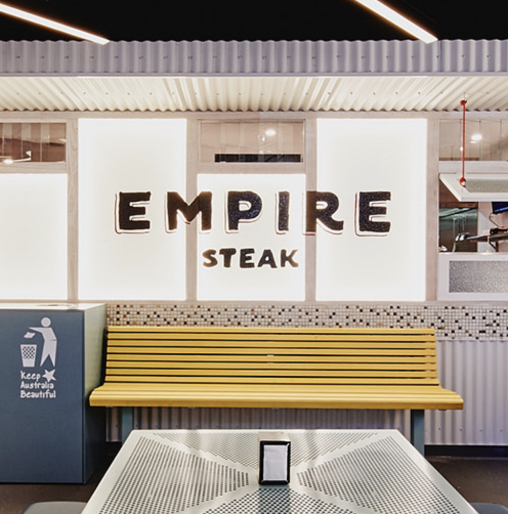 EMPIRES STEAK
