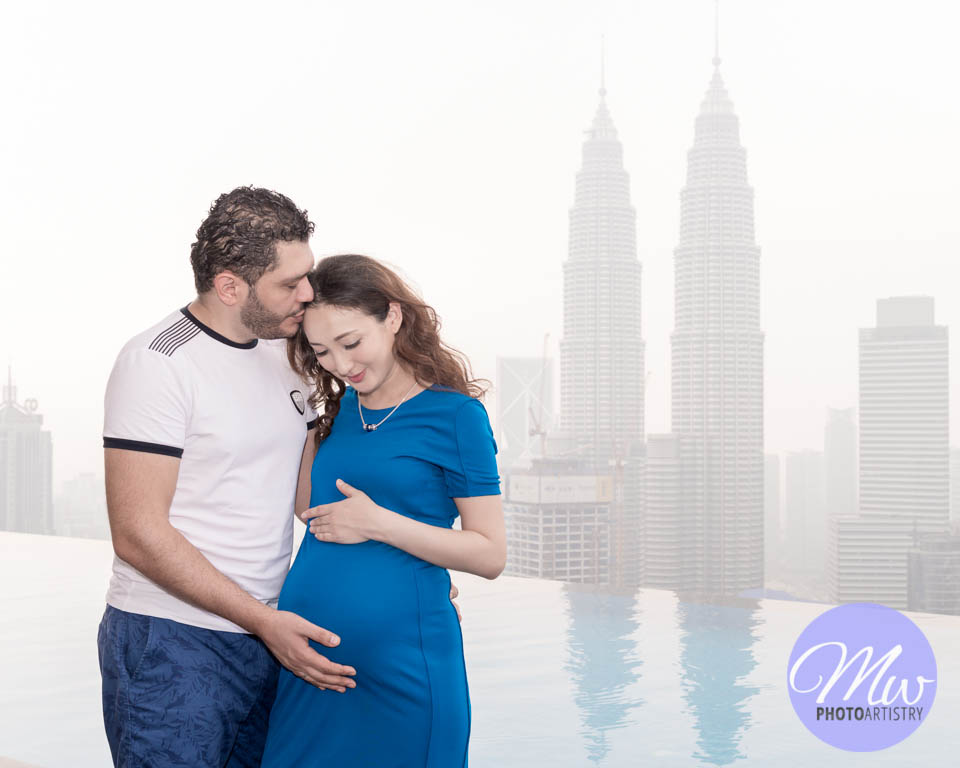 Kuala Lumpur Kuching Malaysia Maternity Photographer Photo 09.jpg