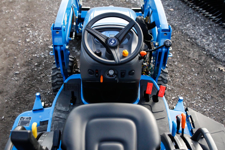 MT125 LS Tractor Package Deal — Greg Abbott Equipment Sales