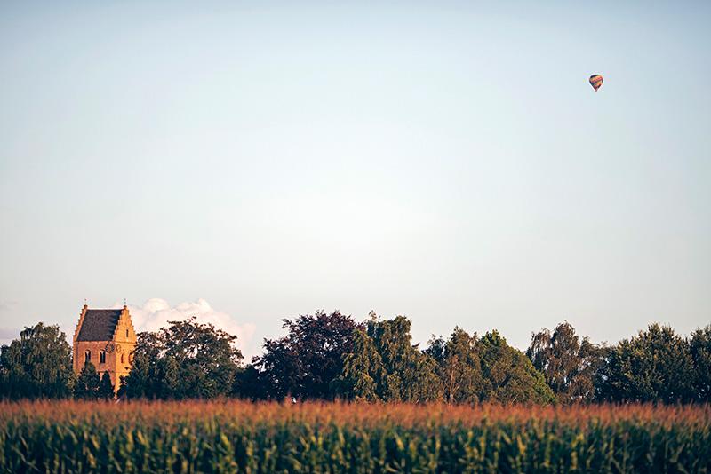 Prachtige kerktoren met trapgevel, Geesteren (GLD)