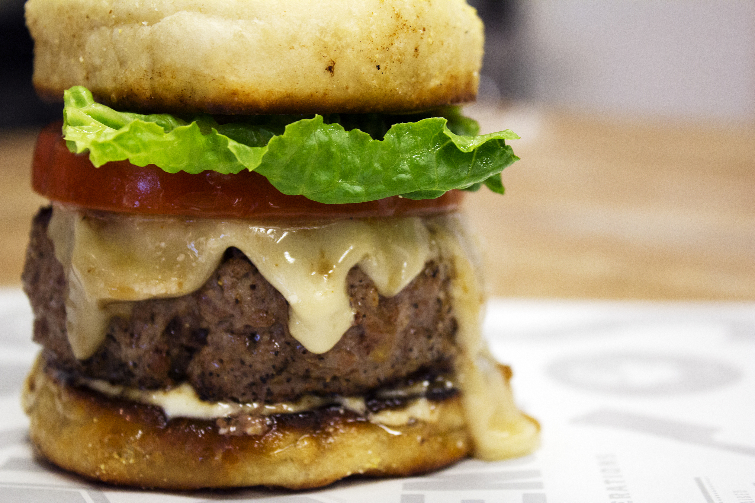 Friday Burger Special  Available Friday & Saturday from 12-3 in Cambridge: Made-to-order burgers!