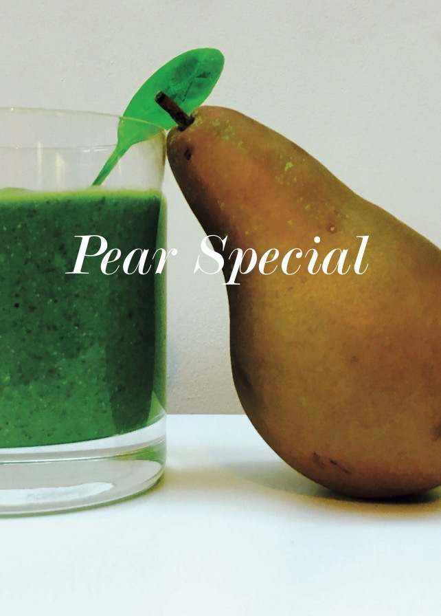 Pear Special....