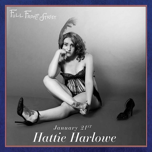 Repost from @fullfrontstreet using @RepostRegramApp - Meet the cast Hattie Harlowe is here to amuse and confuse you! Her award-winning brand of cute, weird, and irreverent performance has appeared in bar shows, festivals, and gaming conventions as far as New York and Boston. Hattie produces Bi+ Visibility Burlesque and Philadelphia's annual Burlesque Battle Royale competition and education series. 📸 Click Save - art and portrait photography #burlesquecostume #phlburlesque #philly #burlesque #onmondayswewearnothing #clicksave