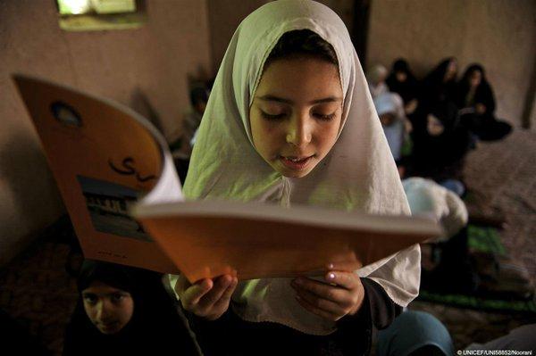 UNICEF Picture,  Shehzad Noorani .