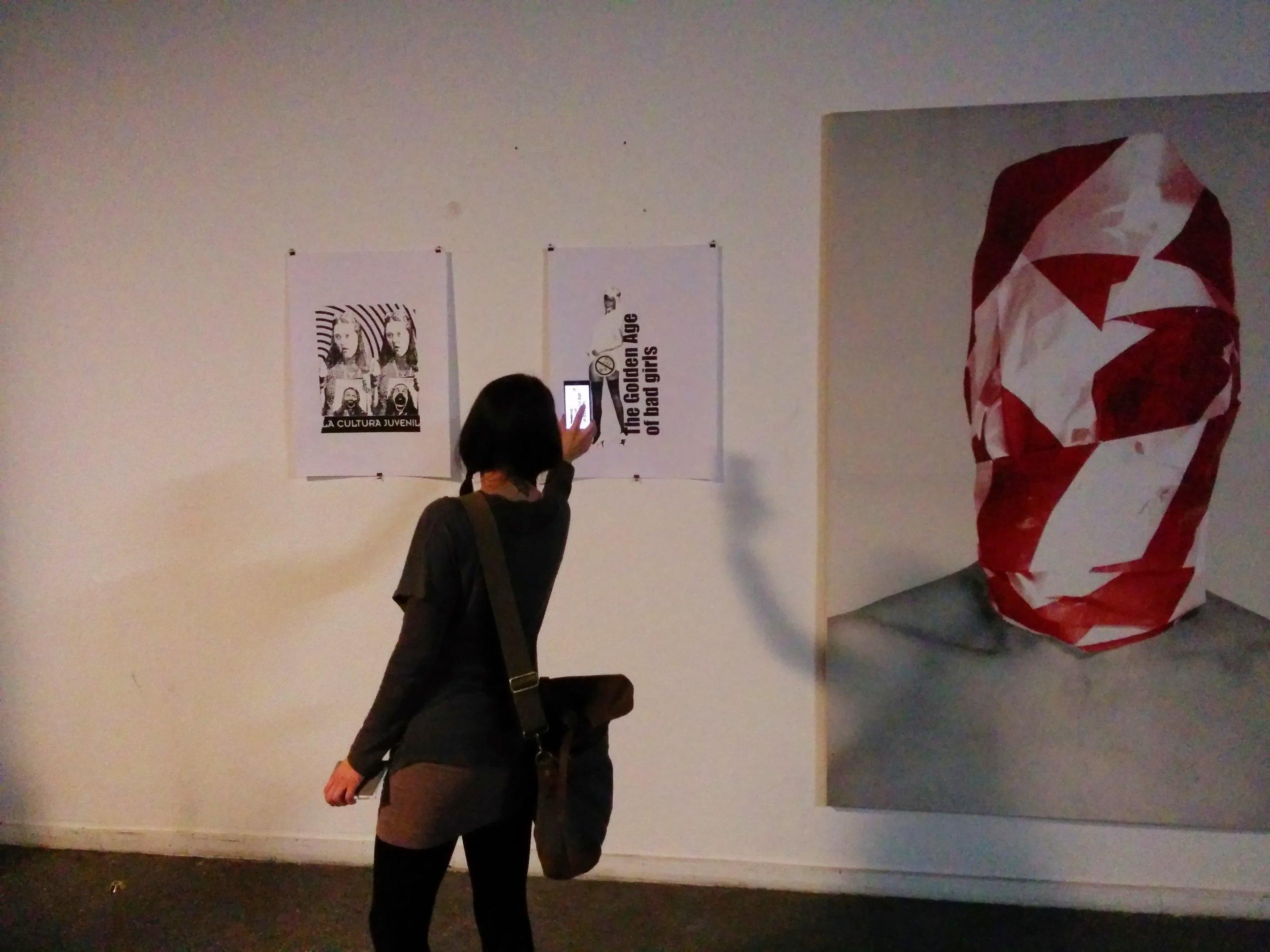 Druck Berlin Screenprint Festival    ·Open Walls Contemporary Fine Arts ·Berlín–Germany