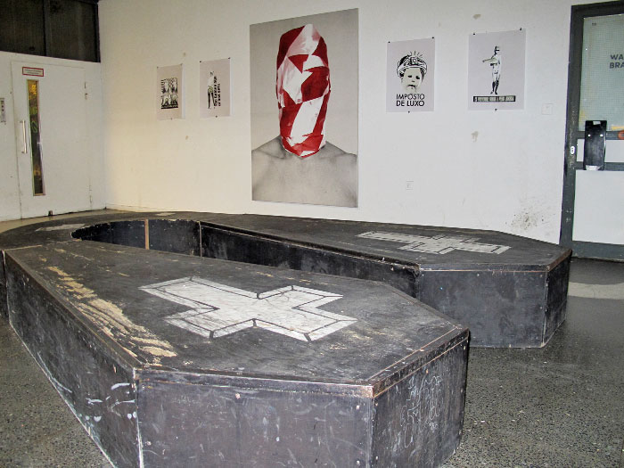 Druck Berlin Screenprint Festival     · Open Walls Contemporary Fine Arts · Berlín–Germany