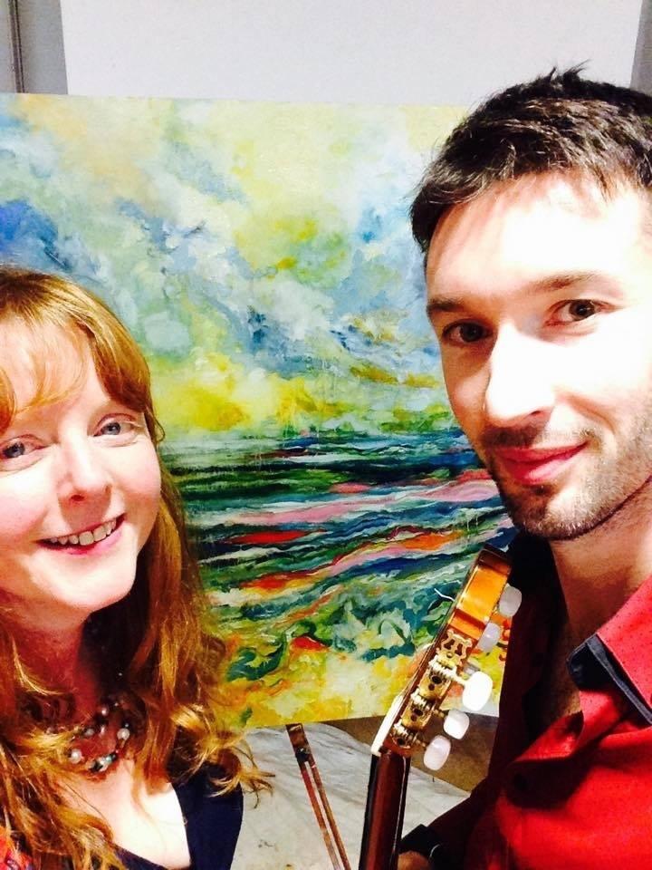 Katie Sarra and Adam Westcott - Eye of Sound
