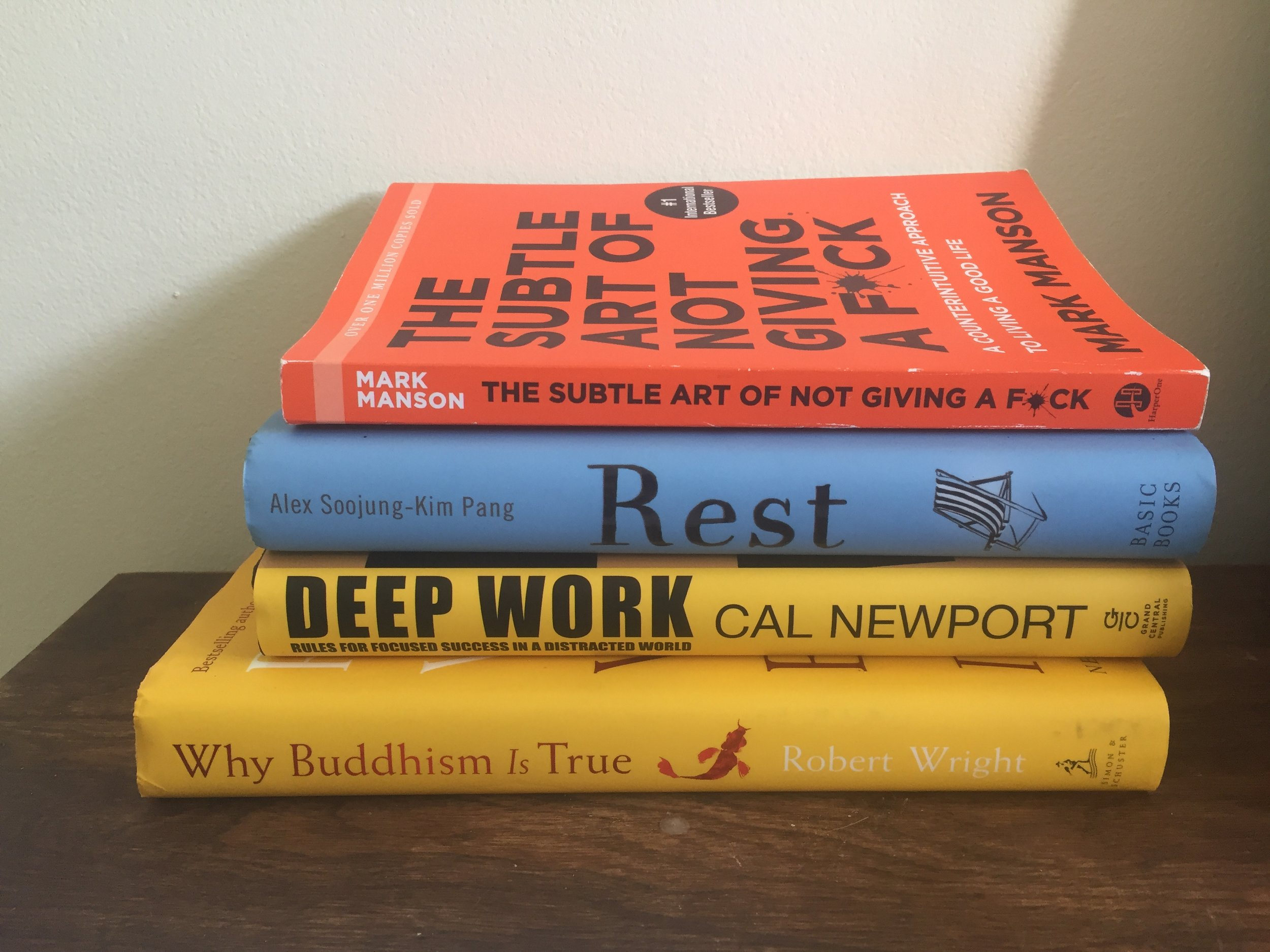 Books for being a better farmer